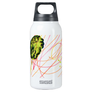 The Serpent In The Color of the Void 10 Oz Insulated SIGG Thermos Water Bottle