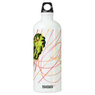 The Serpent In The Color of the Void SIGG Traveler 1.0L Water Bottle