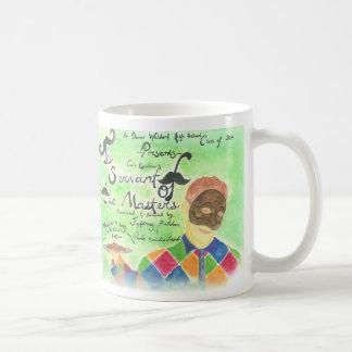 The Servant of Two Masters DWS mug