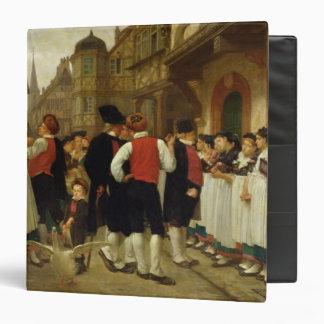 The Servants' Fair at Bouxwiller Binder