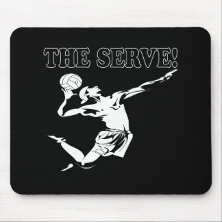 The Serve 2 Mouse Pad