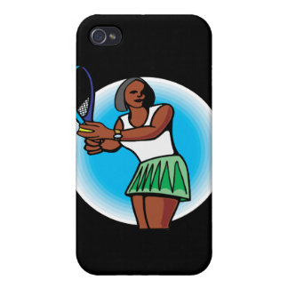 The Serve iPhone 4 Cases