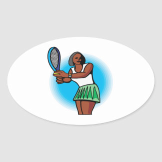 The Serve Stickers
