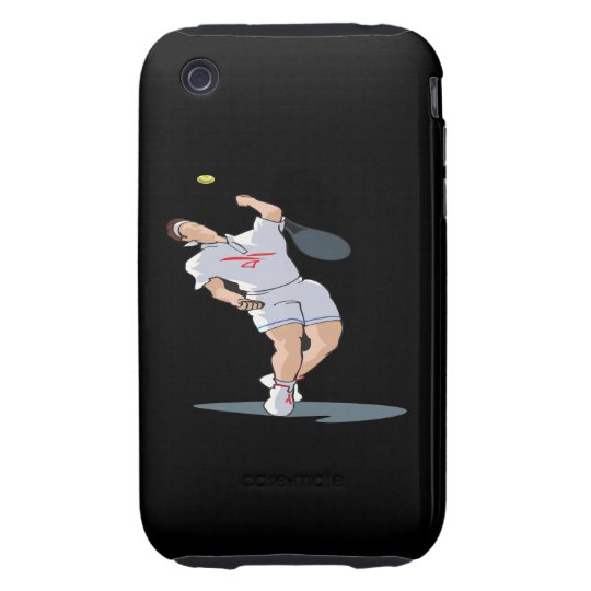 The Serve Tough iPhone 3 Cover