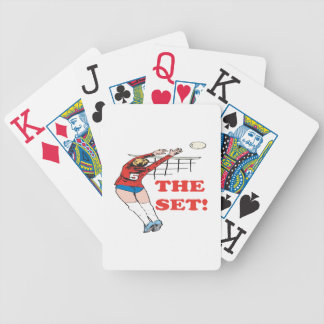 The Set Poker Deck