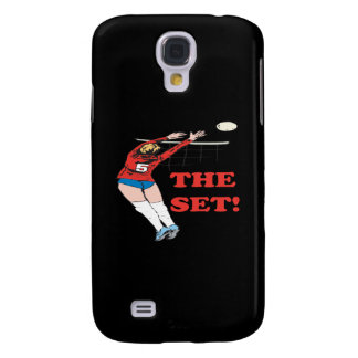 The Set Samsung Galaxy S4 Cover