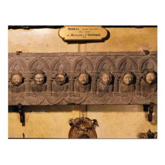 The Seven Deadly Sins Postcard