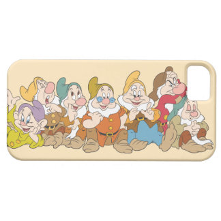 The Seven Dwarfs 2 iPhone 5 Covers