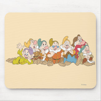The Seven Dwarfs 2 Mouse Pad