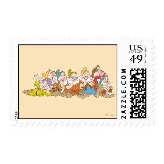 The Seven Dwarfs 2 Postage
