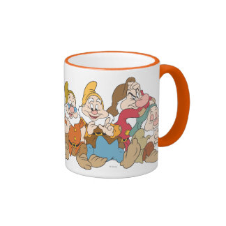 The Seven Dwarfs 2 Ringer Mug