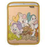 The Seven Dwarfs 2 Sleeves For iPads