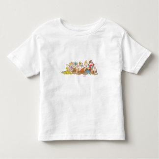 The Seven Dwarfs 2 Toddler T-shirt