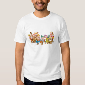 The Seven Dwarfs 3 T-shirt