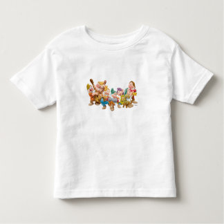 The Seven Dwarfs 3 Toddler T-shirt