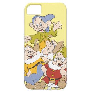 The Seven Dwarfs 4 iPhone 5 Cases
