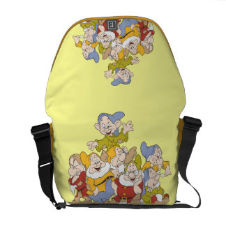 The Seven Dwarfs 4 Messenger Bag
