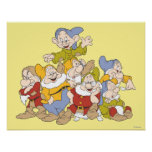 The Seven Dwarfs 4 Print