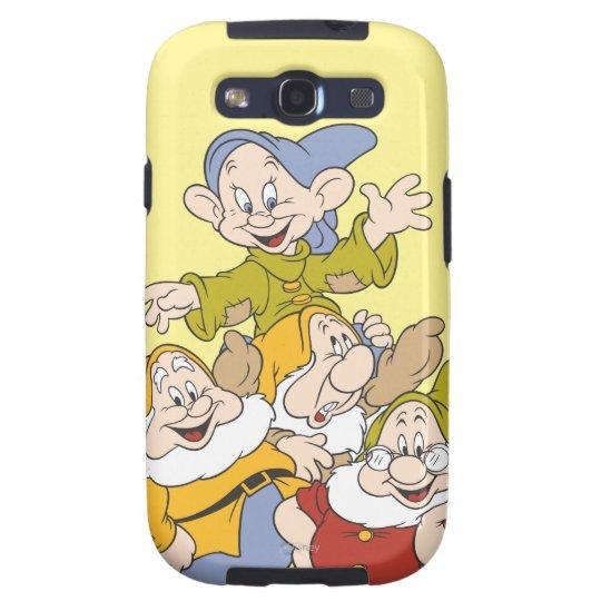 The Seven Dwarfs 4 Samsung Galaxy S3 Case