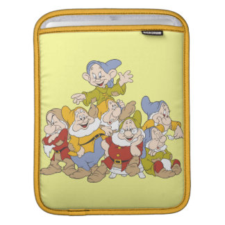 The Seven Dwarfs 4 Sleeve For iPads