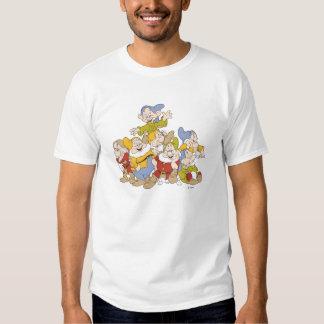 The Seven Dwarfs 4 Tee Shirt