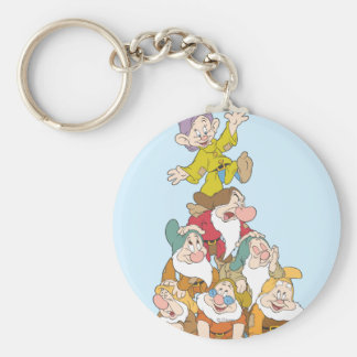 The Seven Dwarfs 5 Keychain