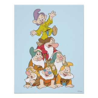 The Seven Dwarfs 5 Poster