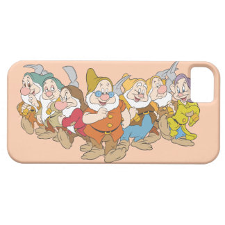 The Seven Dwarfs 6 iPhone 5 Case