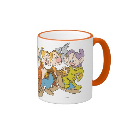 The Seven Dwarfs 6 Mug