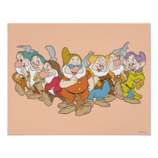 The Seven Dwarfs 6 Poster