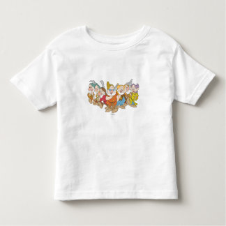The Seven Dwarfs 6 Toddler T-shirt