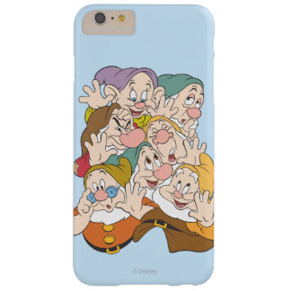 The Seven Dwarfs Barely There iPhone 6 Plus Case