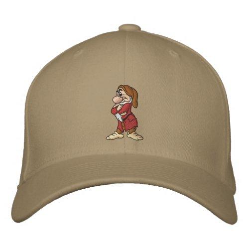 The Seven Dwarfs _ Grumpy Embroidered Baseball Cap