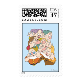 The Seven Dwarfs Postage
