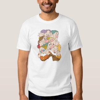 The Seven Dwarfs Tee Shirt