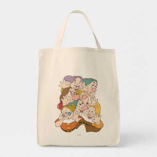 The Seven Dwarfs Tote Bag