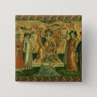 The Seven Liberal Arts, c.1435 Button