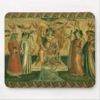 The Seven Liberal Arts, c.1435 Mouse Pad