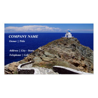 The Seven Martyrs – Sifnos Business Cards