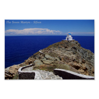 The Seven Martyrs – Sifnos Poster