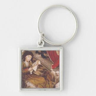 The Seven Sacraments Altarpiece 2 Keychain