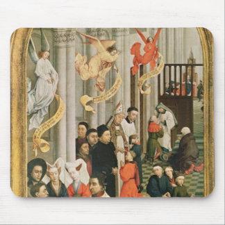 The Seven Sacraments Altarpiece Mouse Pad