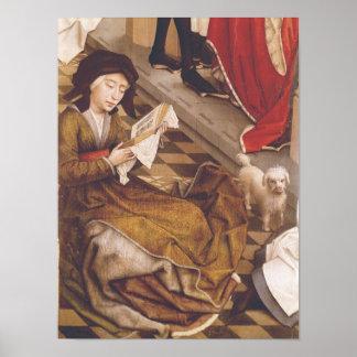 The Seven Sacraments Altarpiece Print