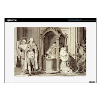 The Seven Sacraments: Confession, 1779 (pen, brown Skin For Laptop