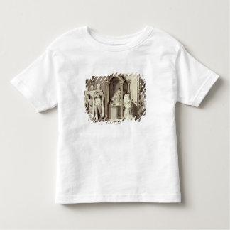 The Seven Sacraments: Confession, 1779 (pen, brown Toddler T-shirt