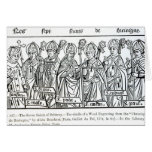 The Seven Saints of Brittany Greeting Card