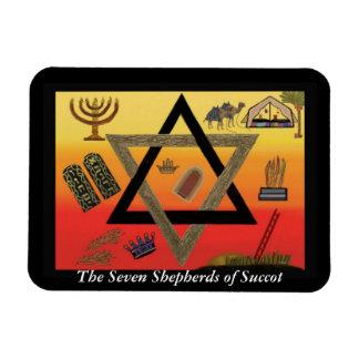 The Seven Shepherds Premium Magnet