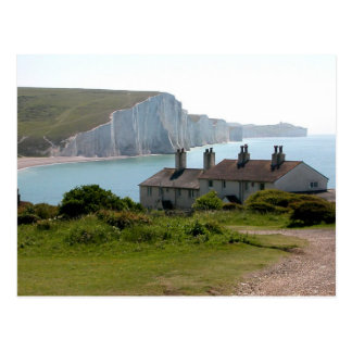 The Seven Sisters, Cuckmere Haven, Sussex Postcards