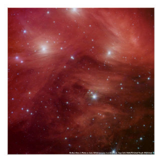 The Seven Sisters or Pleiades Posters