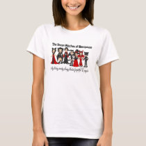 The Seven Witches of Menopause T-Shirt